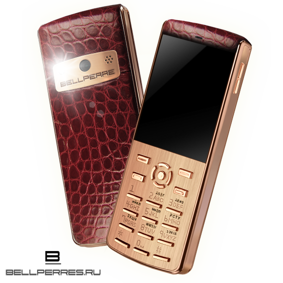 Bellperre Ultra Slim Rose Gold